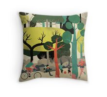 We are Trees Throw Pillow