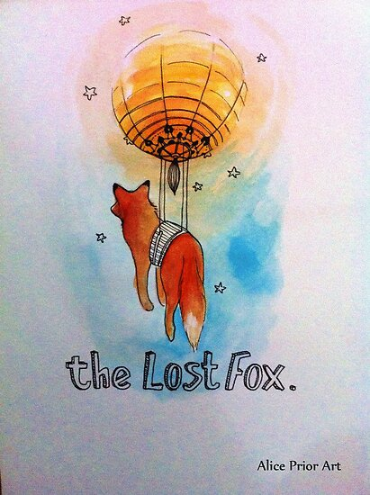 The Lost Fox by Alice Prior