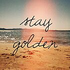 Stay Golden by star-e-eyed