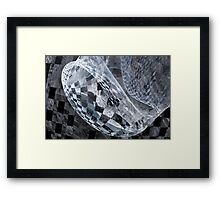Go Ask Alice Framed Print