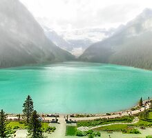 Lake Louise by Mark Bilham
