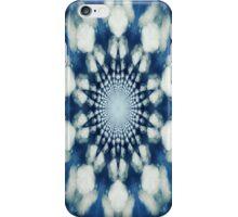 Blue Sky Kaleidoscope iPhone Case/Skin