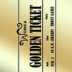 Golden Ticket by star-e-eyed