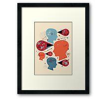 Mind Power Framed Print