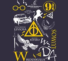 Harry Potter Madness (White/YellowVersion) T-Shirt