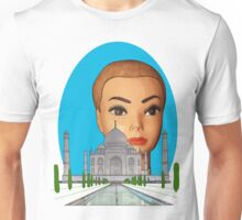 head of the taj mahal Unisex T-Shirt