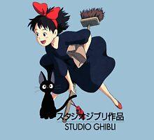 Kiki and Jiji - Studio Ghibli T-Shirt