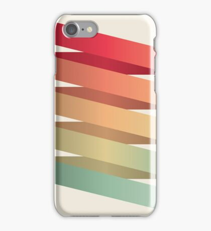 Colorful Ribbon iPhone Case/Skin