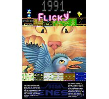 Flicky 1991 Photographic Print