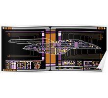 Nova Class MSD USS Equinox Poster