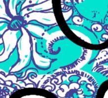 Ivory Ella~pattern Sticker