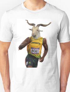 Usain Goat Man T-Shirt