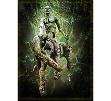 the apocalypse rider Photographic Print
