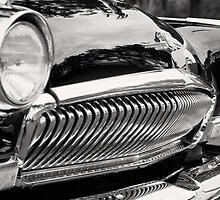 """1963 GAZ 21 """"Volga"""" by Ell-on-Wheels"""