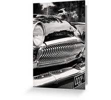 "1963 GAZ 21 ""Volga"" Greeting Card"