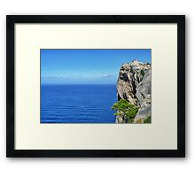 Es Colomer Framed Print