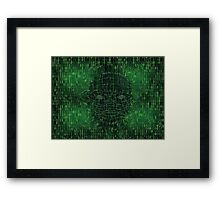 Breaking out of the binary Framed Print