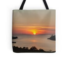 Towney Sunset Tote Bag