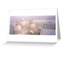 Misty St Mark's Greeting Card