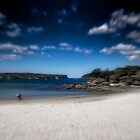 Transcending at Balmoral Beach by Chris Hood