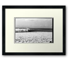 David Parkes-Indonesia-1977 Framed Print