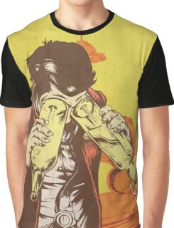 ''Through The Looking Glass'' Graphic T-Shirt