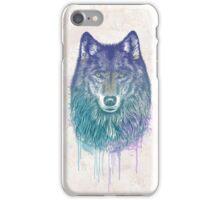 I Dream of Wolf iPhone Case/Skin
