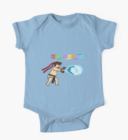 Baby Ryu One Piece - Short Sleeve