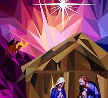 This Holy Night by KingdomArt101