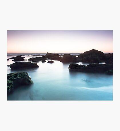 Mirror light Photographic Print