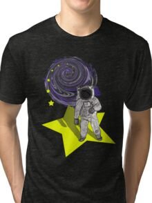 star man Tri-blend T-Shirt