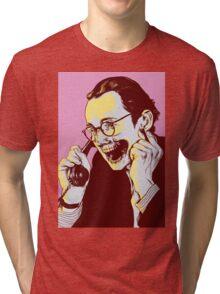 ''Startling News Indeed, Sir''! Tri-blend T-Shirt