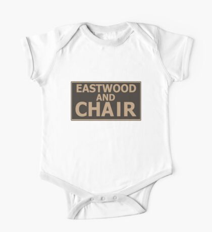Eastwood and Chair One Piece - Short Sleeve