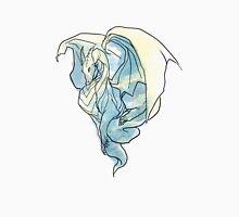 Curled Dragon Unisex T-Shirt
