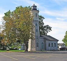 Fort Niagara Lighthouse by Jack Ryan