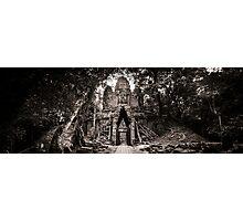 Angkor Thom West Gate Photographic Print