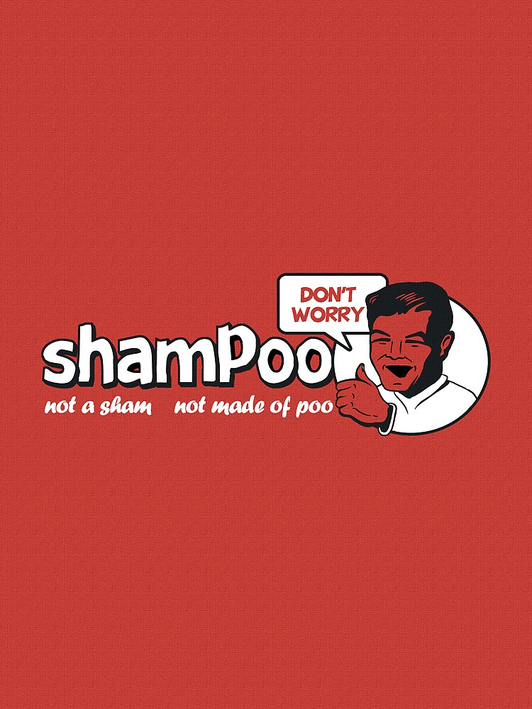 Shampoo: Not a Sham! by BootsBoots