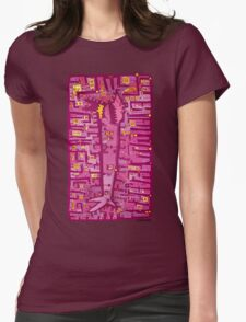 Be my lovly valentine! Womens Fitted T-Shirt