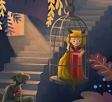 Dragon Princess by Tittus