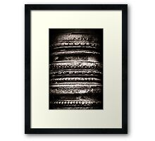 Banteay Srei Column (The Pink Temple)  Framed Print