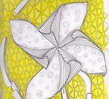 Pinwheel by Kristi Nobers