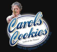 Famous Carol's Cookies Logo Kids Clothes
