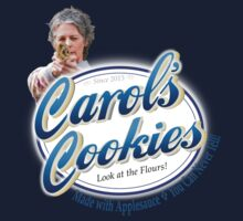Famous Carol's Cookies Logo Kids Clothes