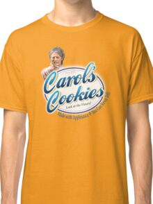 Famous Carol's Cookies Logo Classic T-Shirt