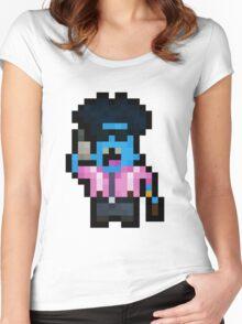 Pixelboss Mundo Women's Fitted Scoop T-Shirt