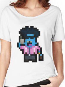 Pixelboss Mundo Women's Relaxed Fit T-Shirt