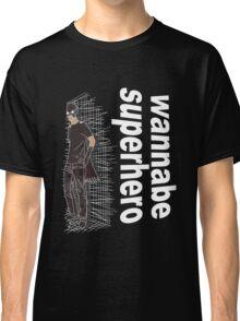 wannabe superhero 2 Classic T-Shirt