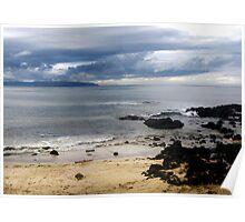 Portstewart Beach, Co. Antrim, Northern Ireland (2) Poster