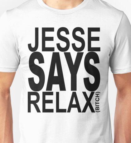 Pinkman Says Unisex T-Shirt