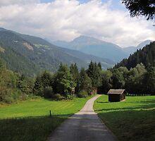 Carinthia, Kärnten, Austria, by Daidalos